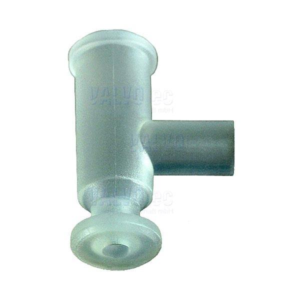 T-Stück Boiler-Überlaufschlauch