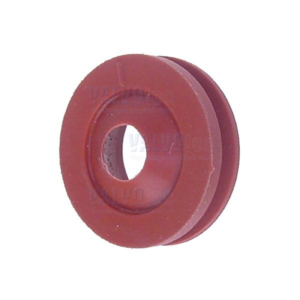 Mixerwellendichtung - Silikon rot