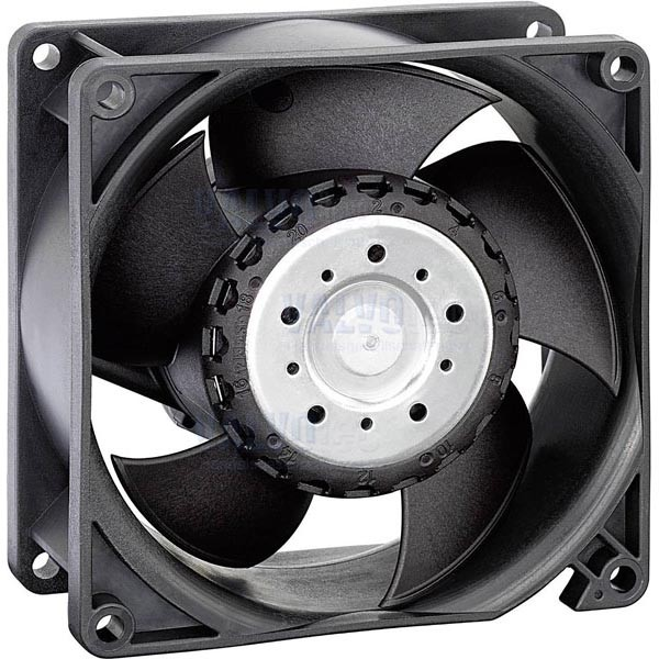 Axiallüftermotor 204 m³/h