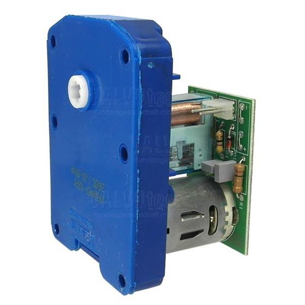 Getriebemotor Kpl. Produktauslaufschieber