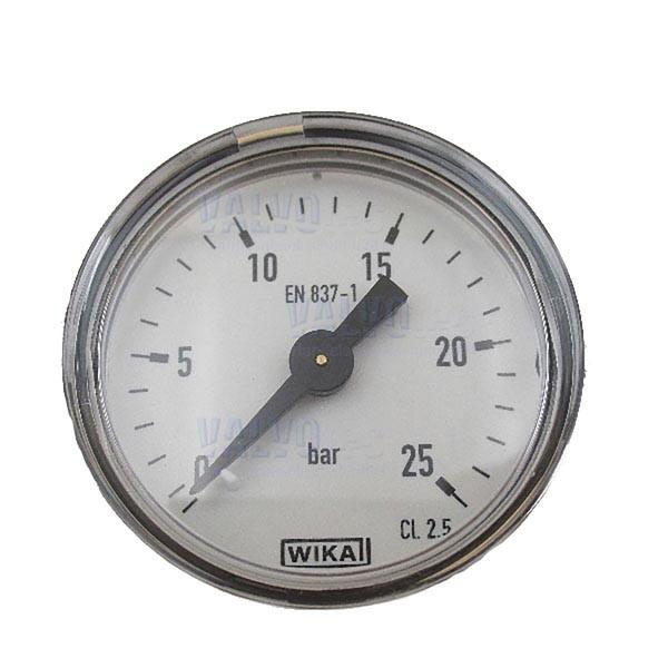 Manometer, ø40mm