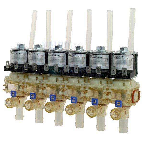 6er-Blockventil Typ 40 - Model 116