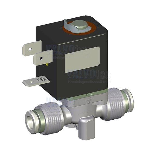 24VDC, 10bar, DN1,5 - 2/2-Wege-Espressoventil NC