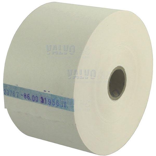 Filterpapier 86 mm breit