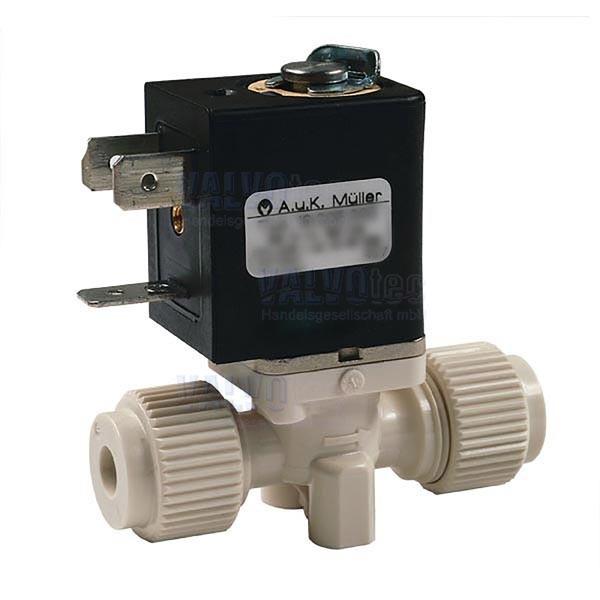 24VDC, 6,0bar, DN2,5 - 2/2-Wege-Espressoventil NC