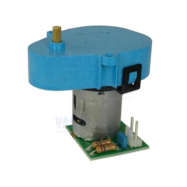 Becherwerkgetriebemotor 12U/min 24VDC