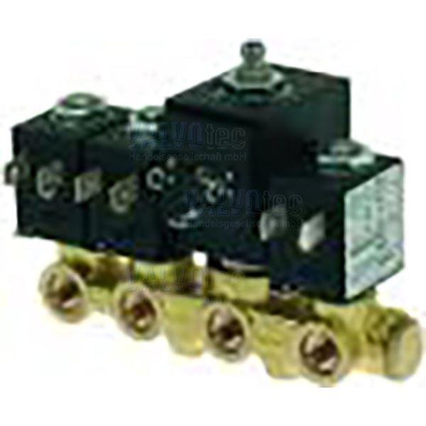 ODE - 4er Ventilblock, 230 V