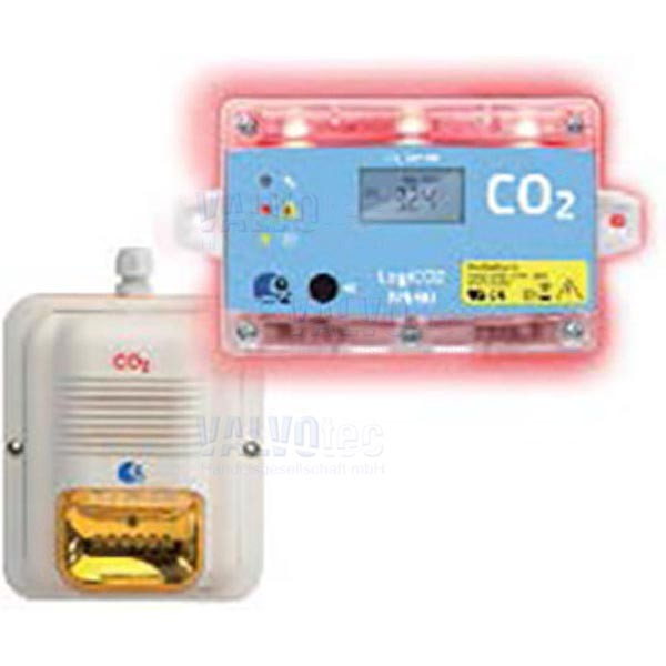 CO² Gaswarngerät