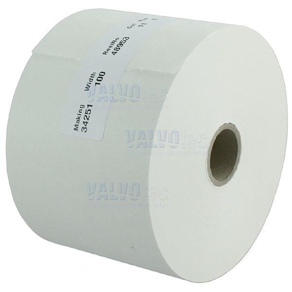 Filterpapier 100 mm breit