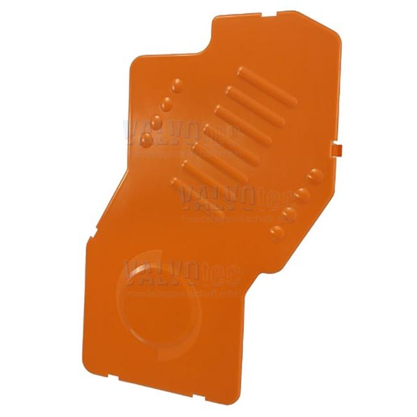 Abdeckung Mikrobrüher orange
