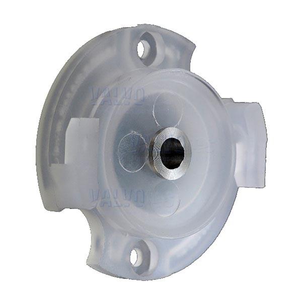 Mischerbasis transparent für ø 6 mm Welle