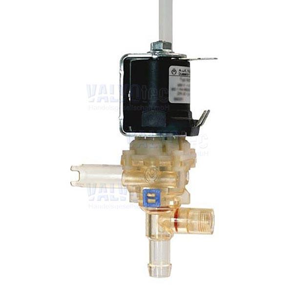 110 V AC - Einlass: ø 12 x 30 mm - DN 8