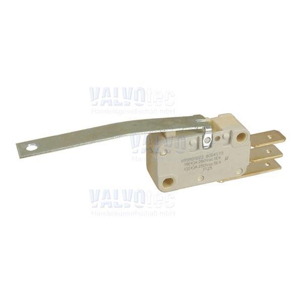 Mikroschalter 16(4)A 250 V