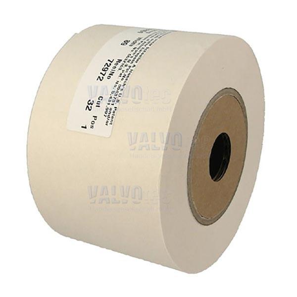 Filterpapier 106 mm breit