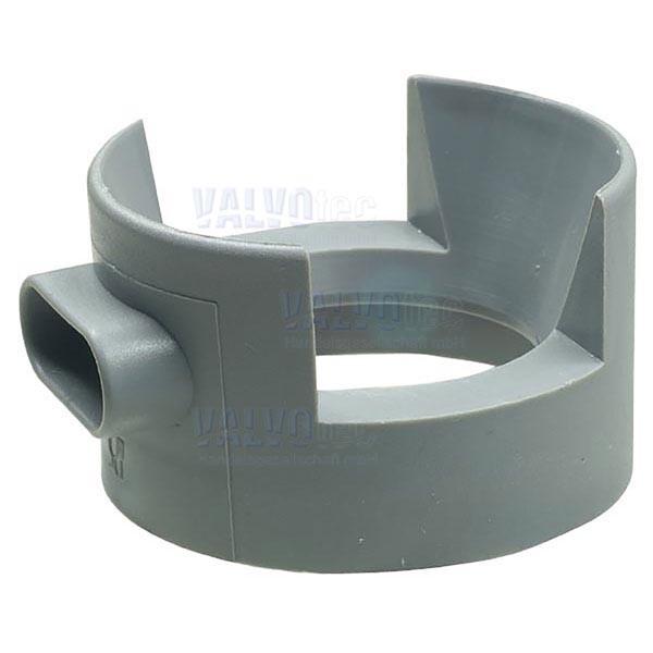 Ansaugtrichter grau