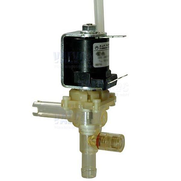 230 V AC - Einlass: ø 12 x 35 mm - DN8