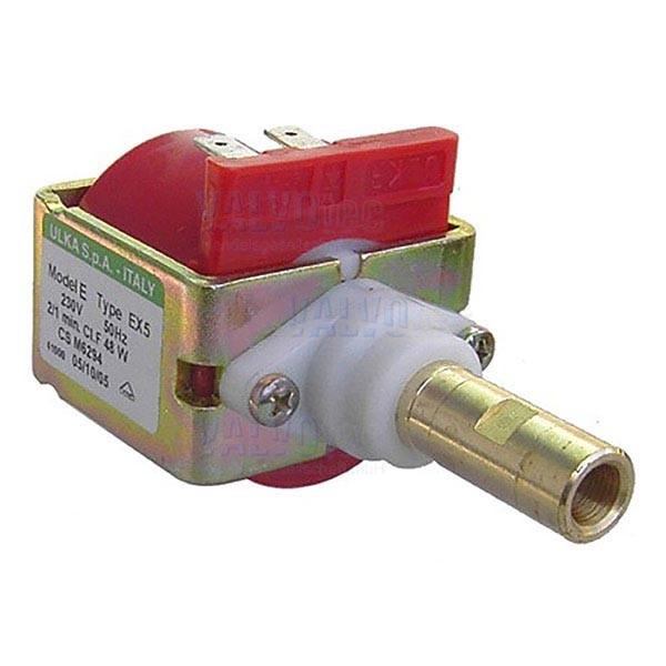 Schwingkolbenpumpe ULKA EX5 - 220 V 50/60 Hz 48 W