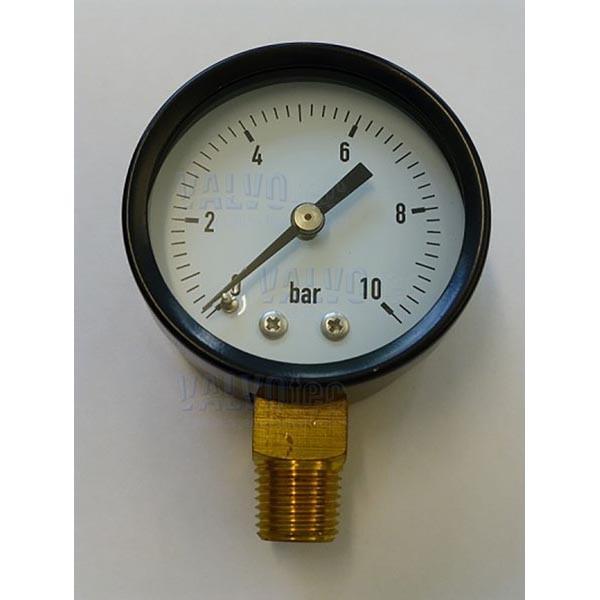 Manometer, ø 50mm
