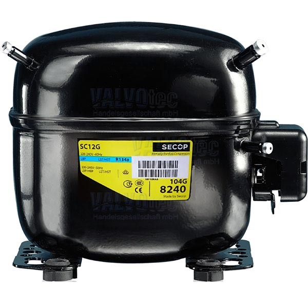 Kompressor Secop SC12G - 104G 8240