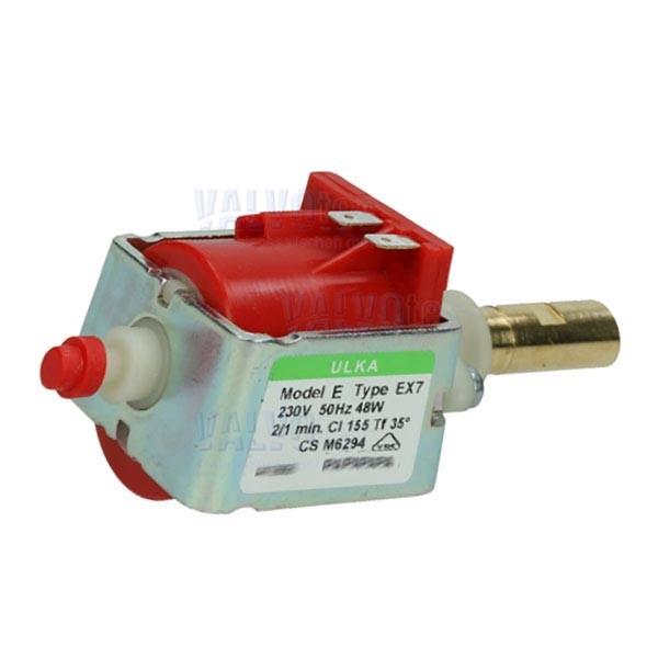 Schwingkolbenpumpe ULKA EX7 - 230 V 50/60 Hz 48 W