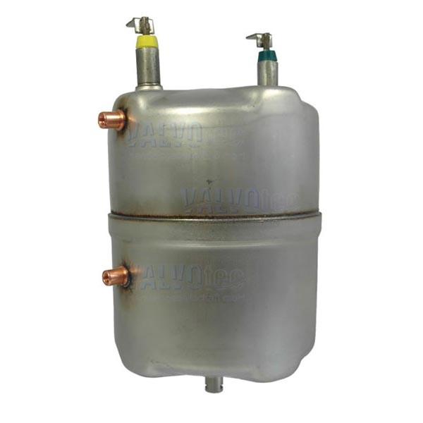 Boiler N&W Edelstahl 230 V / 1500 W