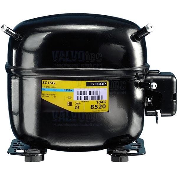 Kompressor Secop SC15G - 104G 8520