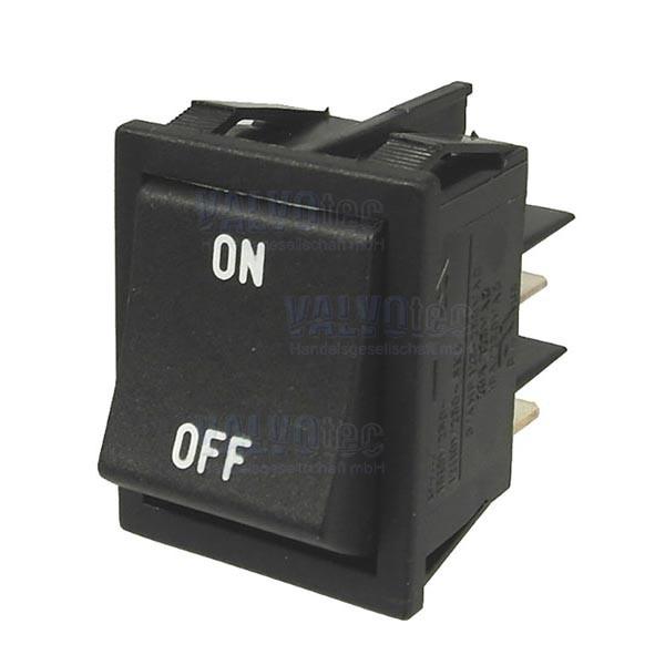 Netzschalter 15A, 250V ON/OFF