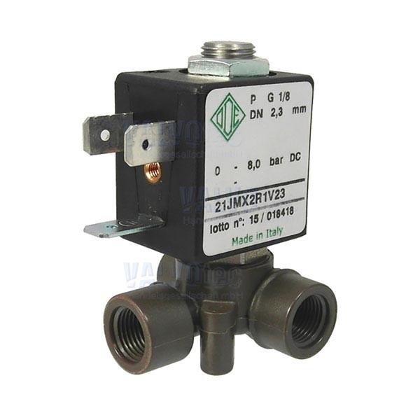 ODE 2/2-Wege Reihen-Magnetventil, DN 2,3