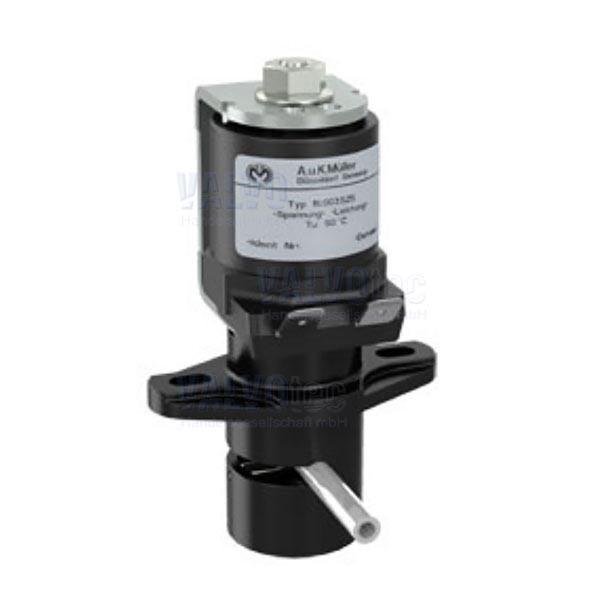 24 V DC - Schlauchklemmventil 5 mm