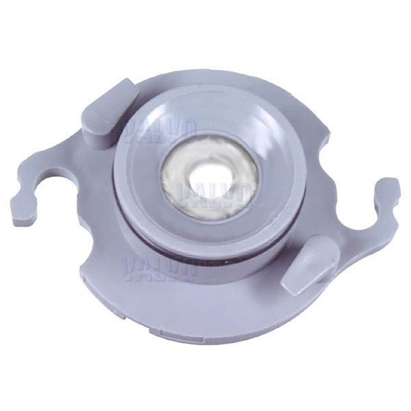 Mischerbasis grau für ø 6 mm Welle