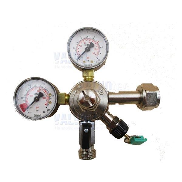"""CO2-AFG-Druckminderer bis 7 Bar - 3/4"""""""